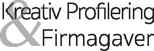 Kreativ Profilering og Firmagaver